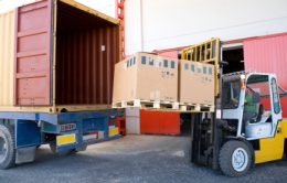 Import towarów z Chin
